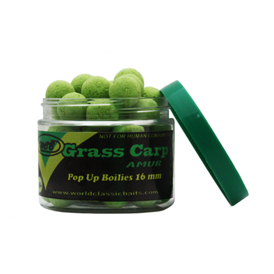 Picture of Grass Carp Pop Up Boilies